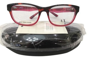 A|X Armani Exchange New Armani Exchange AX229 Color OYTQ Pink Tortoise Plastic Eyeglasses Frame