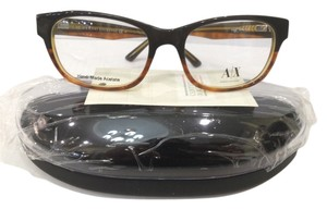 A|X Armani Exchange NEW ARMANI EXCHANGE AX229 COLOR 0GAG BLACK/TORTOISE PLASTIC EYEGLASSES FRAME