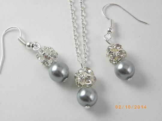 Preload https://img-static.tradesy.com/item/852132/grey-pink-cream-sale-of-7-necklaces-and-earrings-of-7-bridesmaid-necklaces-of-7-bridesmaid-earrings-0-0-540-540.jpg
