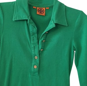 Tory Burch Button Down Shirt Green