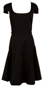 RED Valentino short dress Black Flare on Tradesy