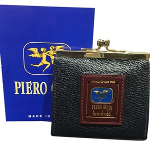 Piero Guidi Piero Guidi LINEABOLD leather coin purse