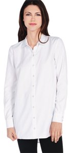 RD Style Button Down Shirt White