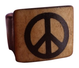 New Boho Peace Ring