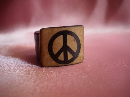 Other New Boho Peace Ring Image 2