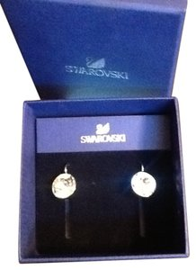 Swarovski Beautiful Swarovski Full Size Bella Pierced Earrings