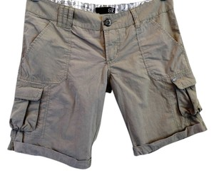 Fox Boyfriend Cargo Shorts Olive Green