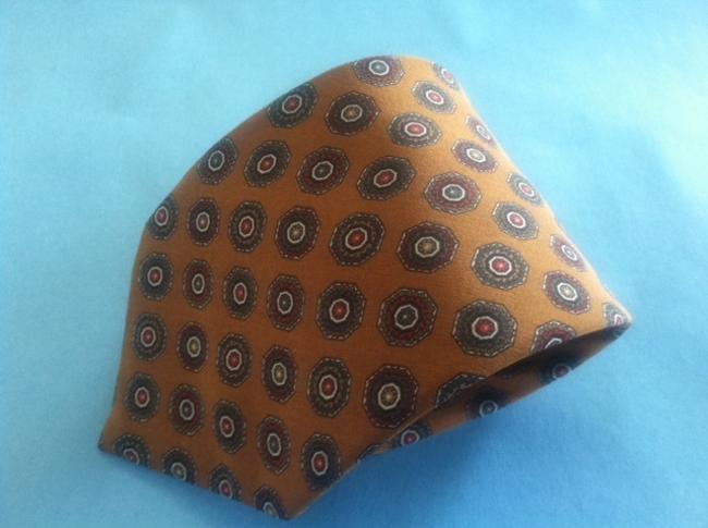 Item - Multi-colored Silk - Hand Made In Italy Tie/Bowtie