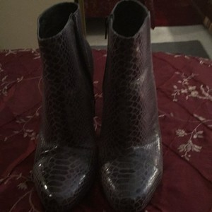 Nine West Grey/black Boots