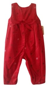 OshKosh B'Gosh Jumpsuit Holiday Dress