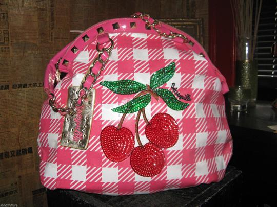 Betseyville Tote in Pink Image 1