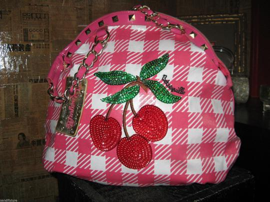 Betseyville Tote in Pink Image 2