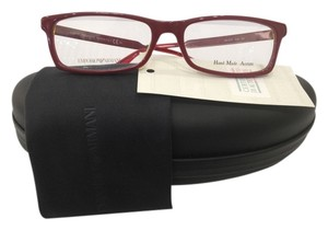 Emporio Armani New Emporio Armani EA9770 Color O9Z BLUE/ORANGE Plastic Eyeglasses Frame Italy