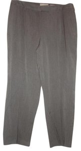 Liz Claiborne Trouser Pants Gray