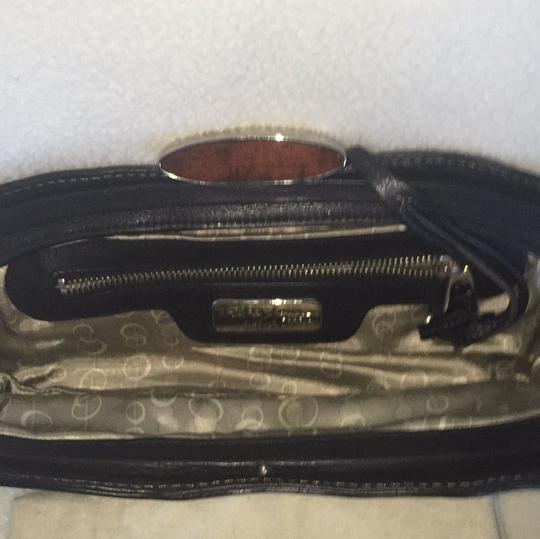 Fifty Four Fossil Black Clutch Image 4