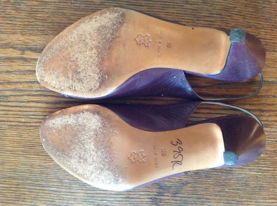Garolini Purple Pumps