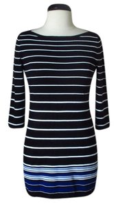 White House | Black Market Striped Tunic