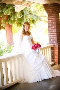 Mori Lee 4163 Wedding Dress