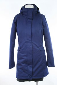 Patagonia Womens Duete Parka Blue Coat