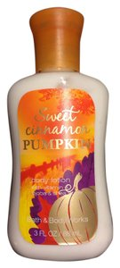 Bath and Body Works Sweet Cinnamon Pumpkin Body Lotion