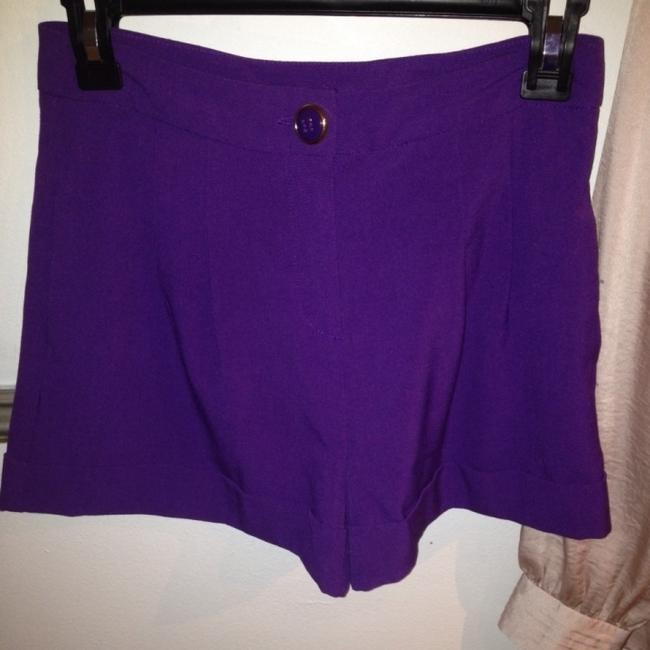 Forever 21 Top Dusty Pink And Purple