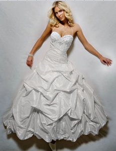 Demetrios Cr119 Wedding Dress
