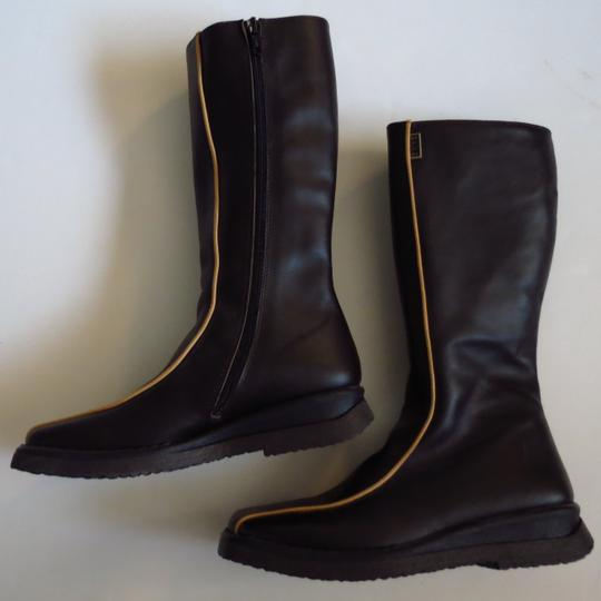 bms brown Boots Image 1