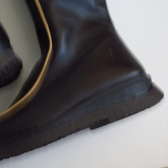 bms brown Boots Image 3