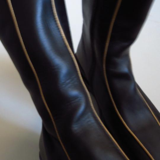 bms brown Boots Image 5