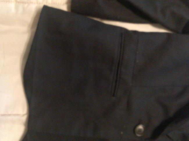 Ann Taylor LOFT Casual Cotton Dryclean Only black Jacket Image 2
