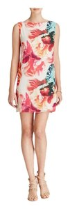 Alice + Olivia short dress Abstract Pigment on Tradesy