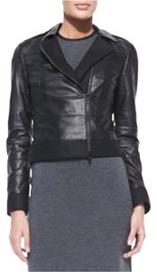 Tory Burch Blac Leather Jacket