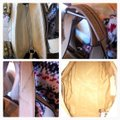 Coach Soho Pebbled L0751-f10911 Leather Satchel in Nude Image 3