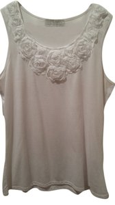 Carolyn Taylor Top White