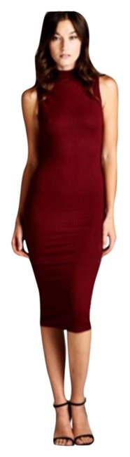 Preload https://img-static.tradesy.com/item/8534092/cranberry-year-price-only-price-goes-back-up-on-the-1st-so-hurry-if-interestedmock-neck-ribbed-bodyc-0-2-650-650.jpg