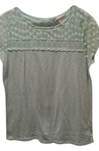 LC Lauren Conrad Top Light green