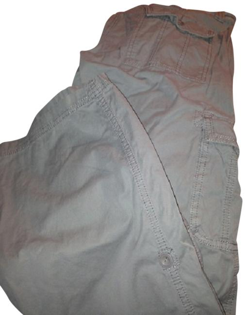 Express Cargo Pants Gray