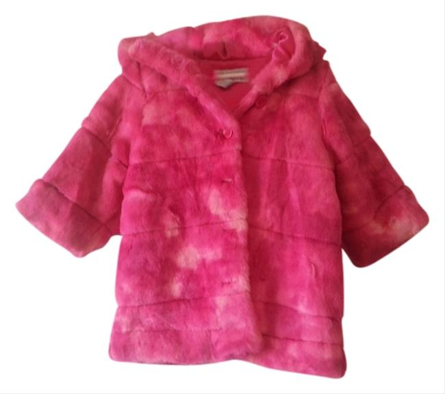 Preload https://item4.tradesy.com/images/the-children-s-place-coat-fushia-and-cream-853818-0-0.jpg?width=400&height=650