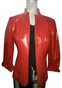 Pamela McCoy Red Jacket