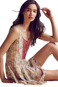 Anthropologie short dress Chemise on Tradesy