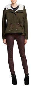 Burberry Women's Military Olive Jacket
