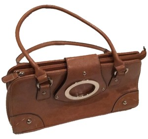 Other Cognac Brown Vegan Handbag New Hand Satchel