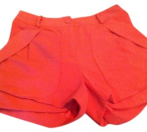 Aryn K Dress Shorts Melon