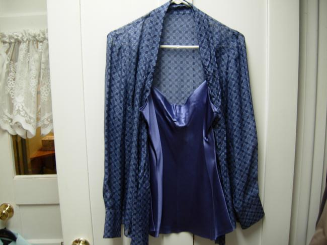 Brooks Brothers Has A Underneath Top periwinkle blue
