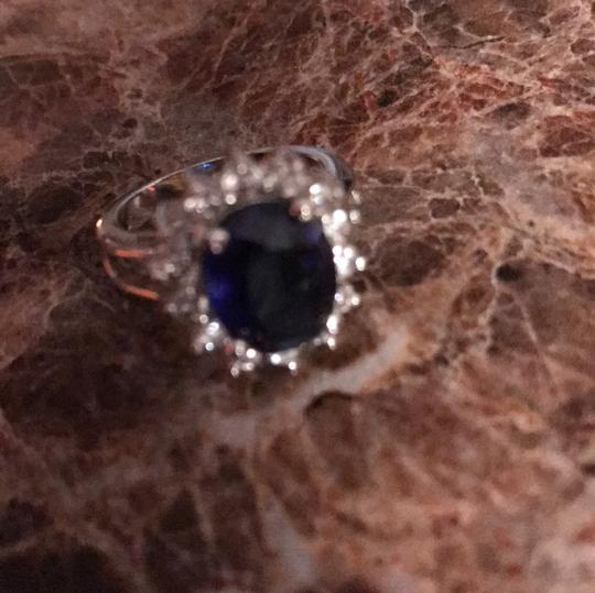 STERLINGTON COLLECTIONS PRINCESS DIANA'S ROYAL HEIRLOOM RING