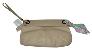 Coach Beige Clutch