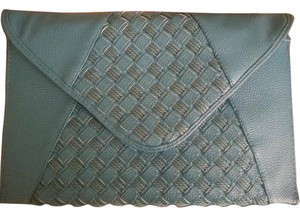 Turquoise Clutch Chain Crossbody Turquoise Clutch