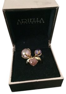 Ariella Ariella - 3 Stone Cocktail Ring