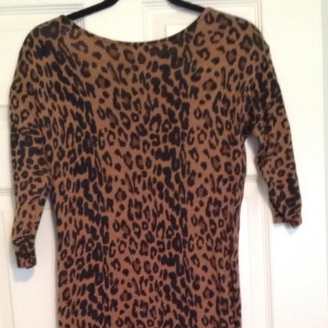 Old Navy short dress Leopard on Tradesy