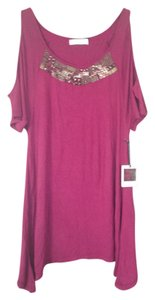 459f8ad6fb79e Jessica Simpson Jessica Simpson Cold Shoulder with Embellished Collar